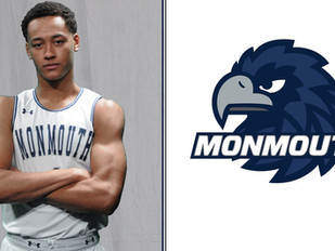 JARVIS VAUGHAN SIGNS NLI WITH MONMOUTH BASKETBALL