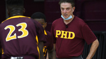 Scandal-scarred Rick Pitino brings renewed purpose to Iona