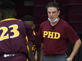 Scandal-scarred Rick Pitino brings renewed purpose to Iona