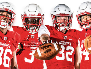 Four Red Foxes Named Preseason All-PFL