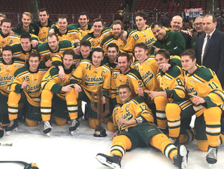 Clarkson Wins Desert Hockey Classic Championship