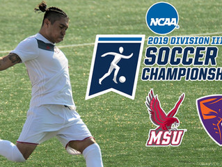 Men's Soccer to Face Hobart in NCAA First Round