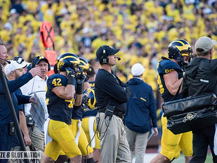 Jim Harbaugh, Michigan football depart for spring trip to France today