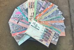 Seoul Travel Postcard