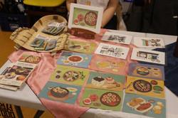Korean Food Magnet