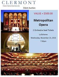 Met Opera November