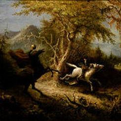 John_Quidor_-_The_Headless_Horseman_Purs