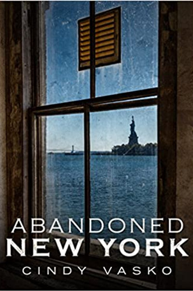 Abandoned New York by Cindy Vasko