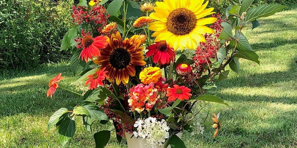 Youth Floristry Workshop