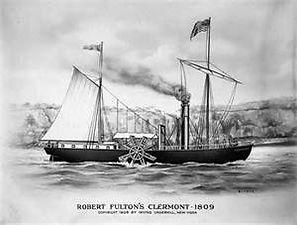 Fulton's Steamboat