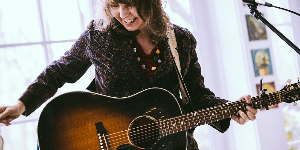 Harmonies on the Hudson Concert Series featuring Amy Rigby