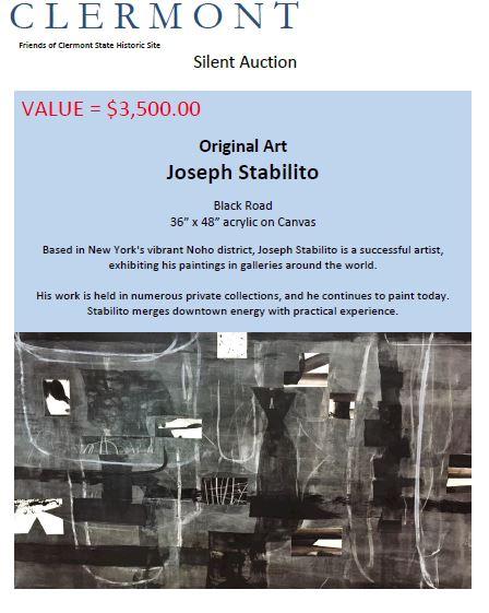 JOSEPH STABILITO ART