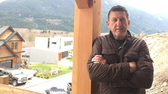 Squamish custom home builder inspired to produce homes that meet the ENERGY STAR® New Home standard
