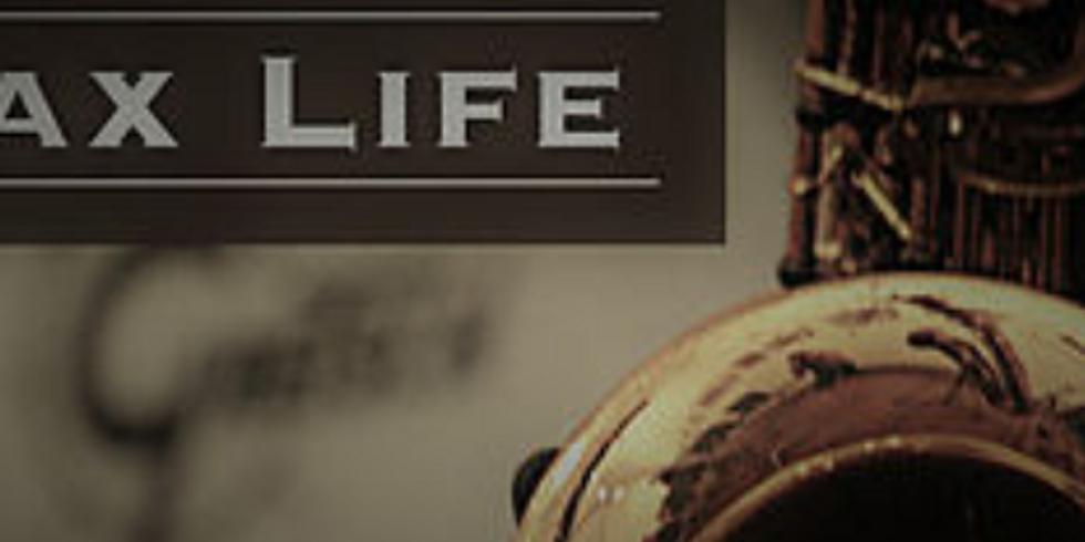 Bob Shaut & Sax Life play MUSIC on MARKET