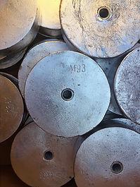 Ánodo de zinc