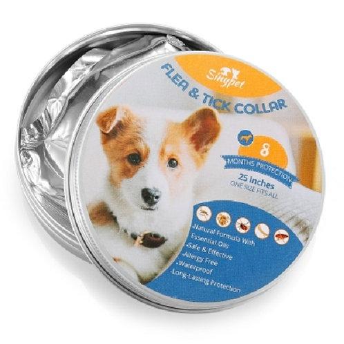 "25"" Dog Flea & Tick Collar"