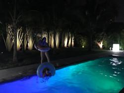 Nightswimmimg