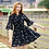 Thumbnail: Women Summer Dress Printed Chiffon Women Dresses 2021 Boho Sweet Female Ruffles