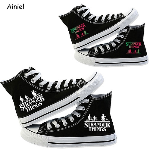 New Shoes Canvas Shoes Sneakers Shoe Adult Women Lovers