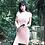 Thumbnail: Goth Dark Women Dress Cheongsam Chinese Style Skinny Mini Dress Streetwear Sexy