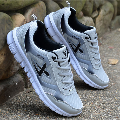 Men Shoes Size 39-46 Adult Men Sneakers Summer Breathable Krasovki Shoes Super
