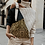 Thumbnail: Leopard Sweaters Patchwork Turtleneck Sweater Women Sexy Off Shoulder