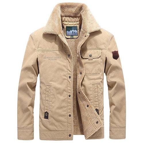 Brand Winter Warm Thicken Jacket Parkas Coat