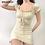 Thumbnail: Summer Dress 2021 Vintage Boho Casual Lace Dress Elegant Mini Sexy Club
