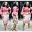 Thumbnail: African Women's Dresses Office Ladies Elegant Temperament Dress Lotus Leaf