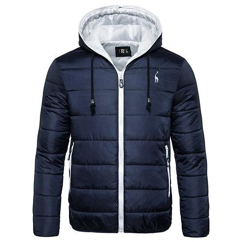 New Waterproof Winter Jacket Men Hoodied Parka Men Warm Winter Coat Men Thicken