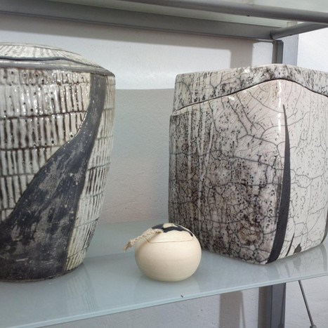 Urnen für Aschekapsel