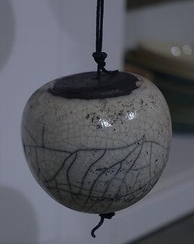 Raku - dekorative Rauchbrandkeramik
