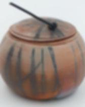 kleine Raku-Urne