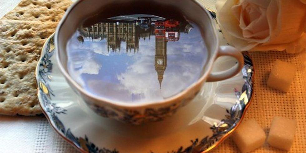 Чаепитие в Английском стиле