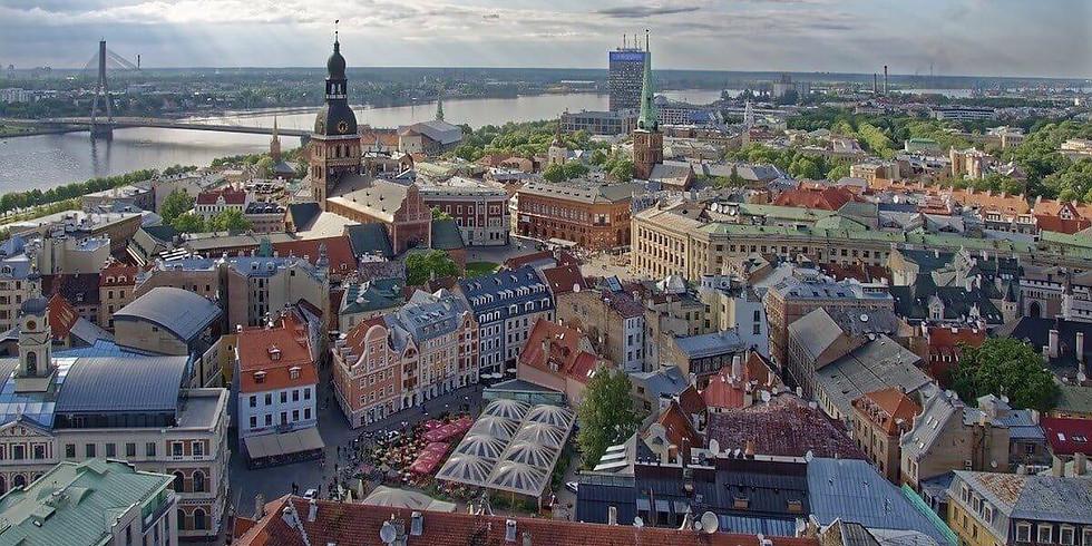 Конференция в Риге : Прибалтийский Вибрационный поток Души