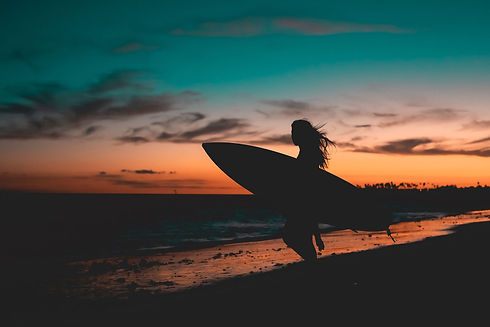 plant factory hydrate surf sunset