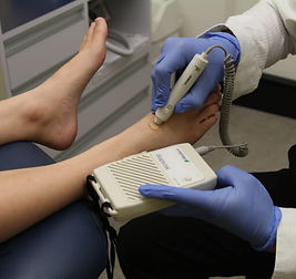 High-risk Foot Screening And Foot Care Advises