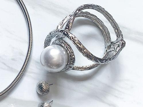 Darla bracelet in silver