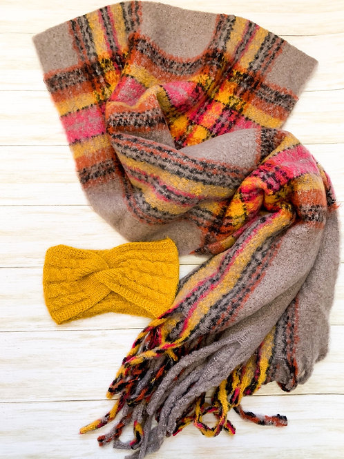 Cindy Scarf Only
