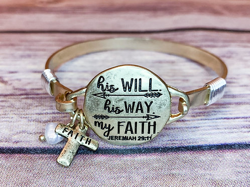 His Will, His Way, My Faith Jerm. 29:11