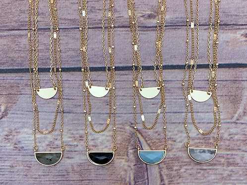 Petit Layered Necklace