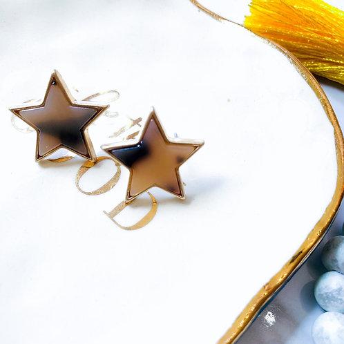 Chelsea star earrings