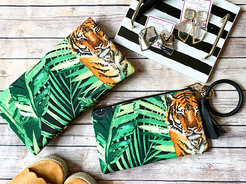 The Cool Cat wristlet