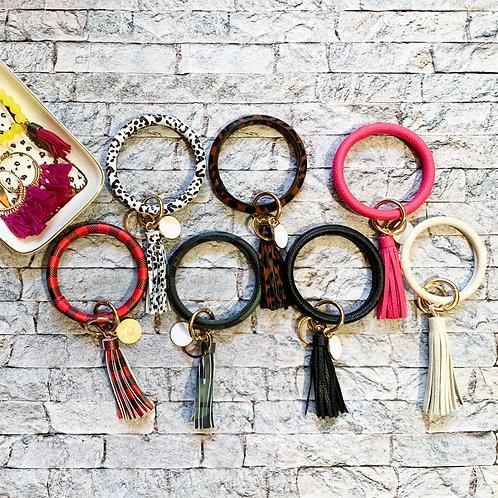 """3"""" Wristlet Keychain"""