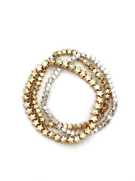 Star bracelet set