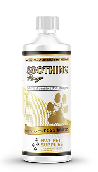 HWL Pet Supplies dog shampoo
