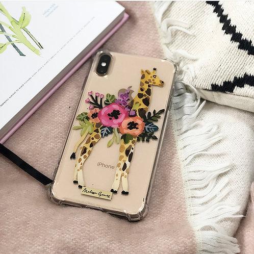 Blooming jiraffe