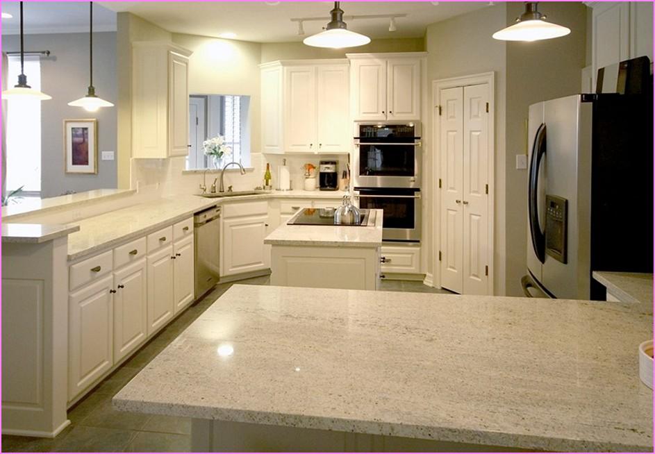 white-marble-countertops