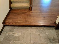 Double layered floor install