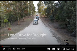 Long Drive for Drought visits Clover Hill